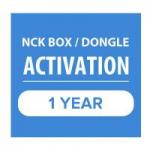 Nck Box / Dongle Activation (Yearly)